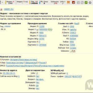 RDS Bar - SEO Plugin for Firefox