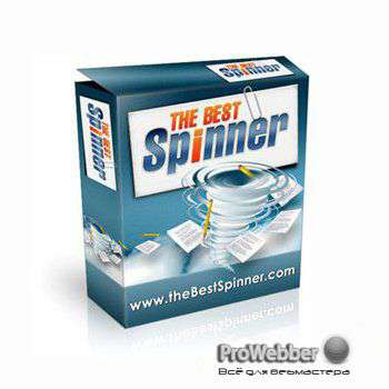 The Best Spinner v2.08 [Cracked] - text synonymizer