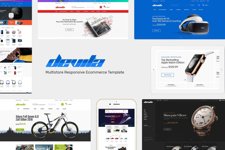 Devita - Multipurpose Responsive Magento Theme