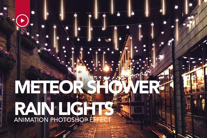 Light Photoshop Action