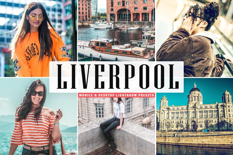 Liverpool Mobile & Desktop Lightroom Presets