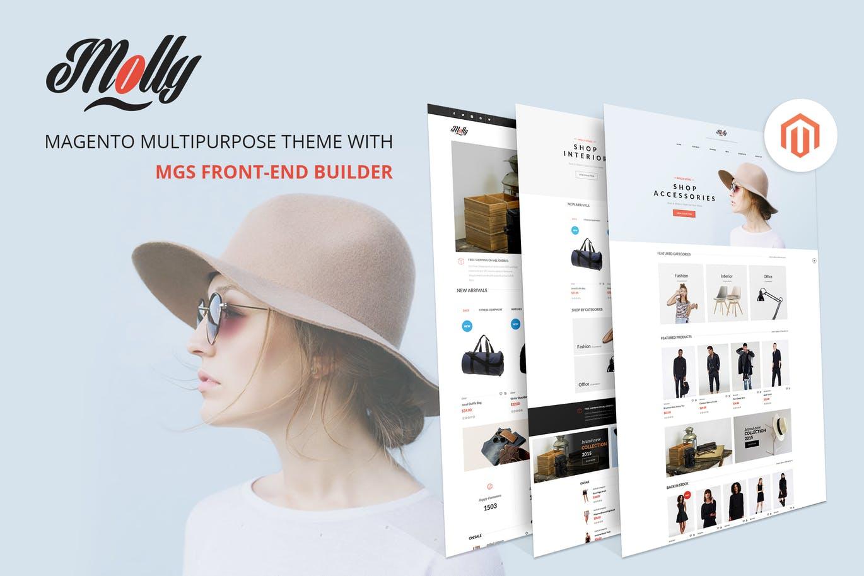 Molly - Elegant Multipurpose Magento 2 & 1 theme