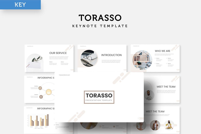 Torasso - Keynote Template
