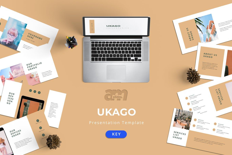 Ukago Keynote