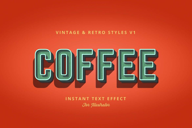 Vintage and Retro Styles