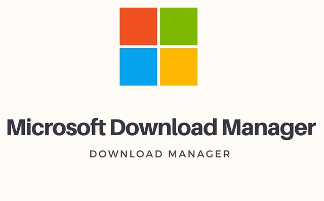 Microsoft Download Manager