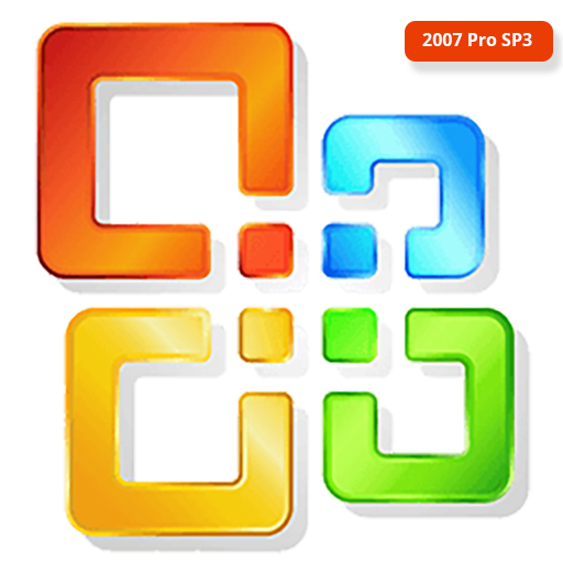 Microsoft Office 2007 Pro SP3