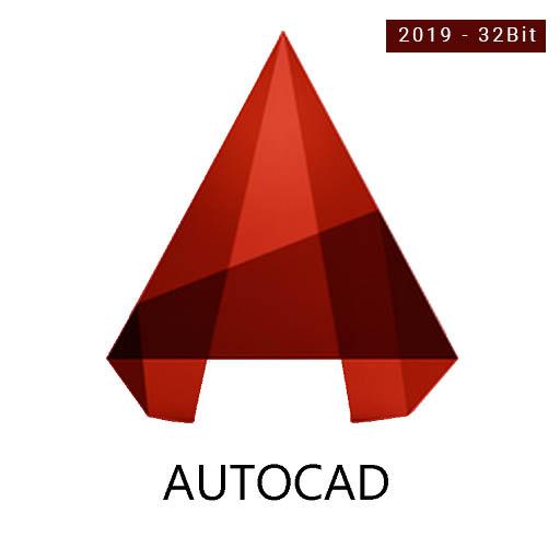 Autodesk Auto CAD LT 2019 - 32Bit