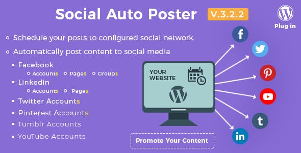 Auto-Posting to WordPress Social Networks