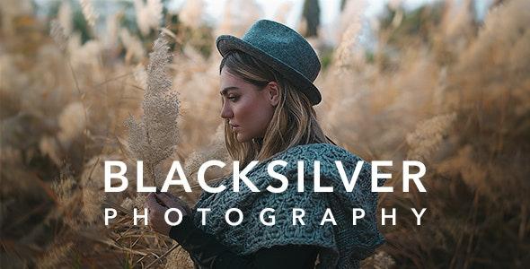 Blacksilver v1.9.3 - Theme for Professional Photographers WP
