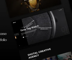 Droow - Creative Showcase Portfolio Template