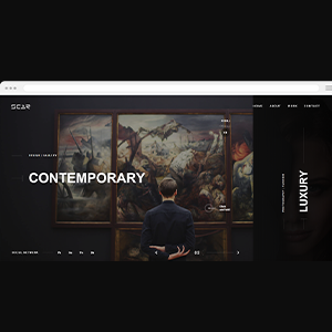 Lida - Ajax Portfolio Showcase HTML Template