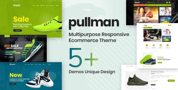 Pullman - Multipurpose Prestashop Responsive Theme