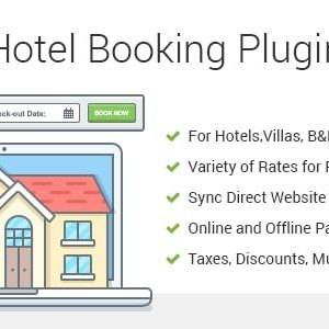 The WordPress Hotel Booking Plugin plugin from MotoPress
