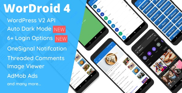 WorDroid - Android Application for WordPress