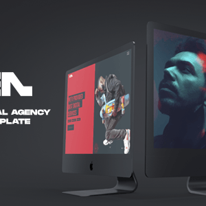 XEN - Creative Agency HTML5 Template