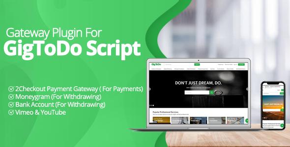 GigToDo - Freelance Marketplace Script