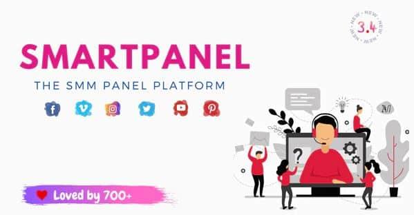 SmartPanel - SMM Panel Script