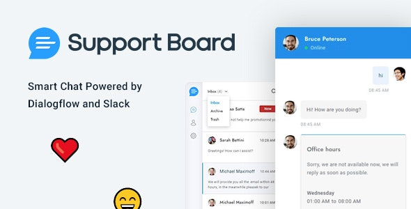 Support Board PHP