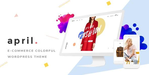 APRIL v4.6 - WooCommerce Fashion WordPress Theme
