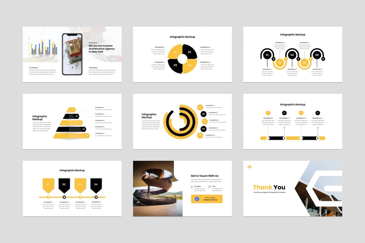 Architecture Agency & Design Keynote Template