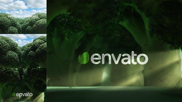 Broccoli Logo Opener | Nature, Ecology, Vegetarianism