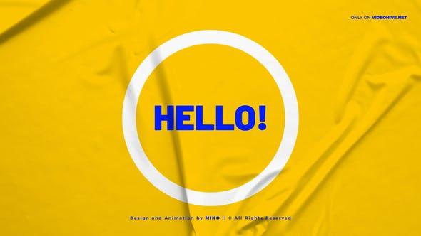 Creative Agency Promo