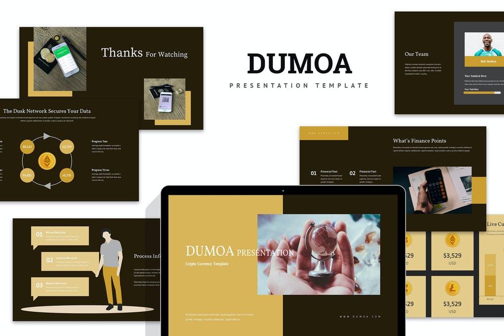 Dumoa : Crypto Currency Keynote