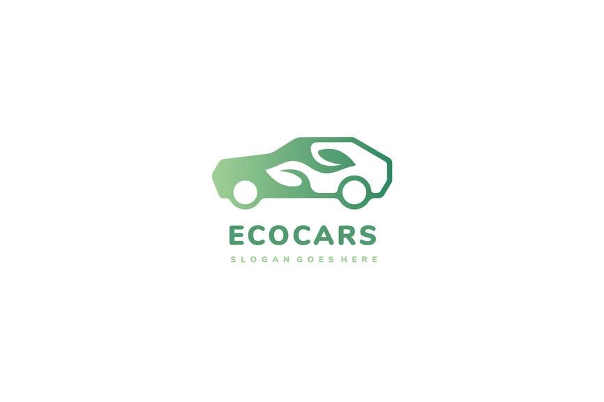 Eco Cars Logo
