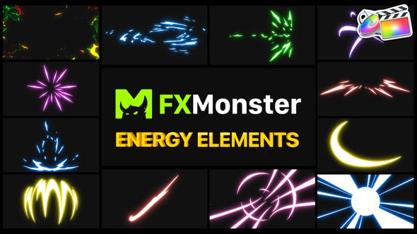 Energy Elements | FCPX