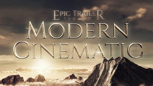Epic Trailer Toolkit - Modern Cinematic