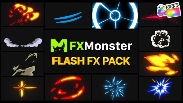 Flash FX Pack - FCPX
