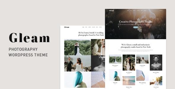 Kordex - Photography Theme for WordPress