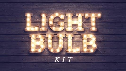 Light Bulb Kit