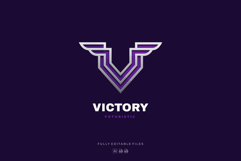 Luxury Victory Logo