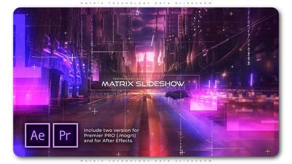 Matrix Technology Data Slideshow