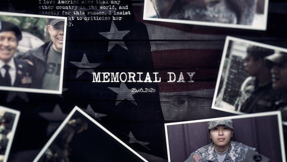 Memorial Day History Timeline Slideshow