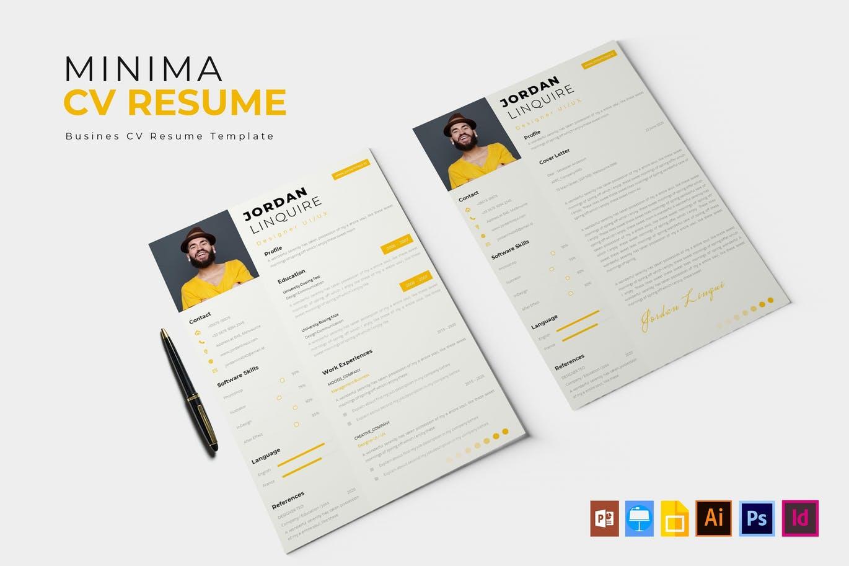Minima | CV & Resume