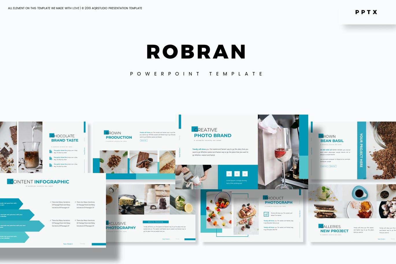 Robran - Keynote Template