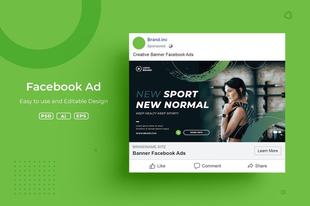 SRTP - Facebook Ad v3.25