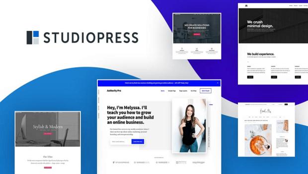 StudioPress Premium All Theme Pack 2019