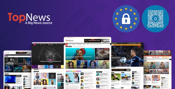 TopNews v3.3.4 - news topic on WP