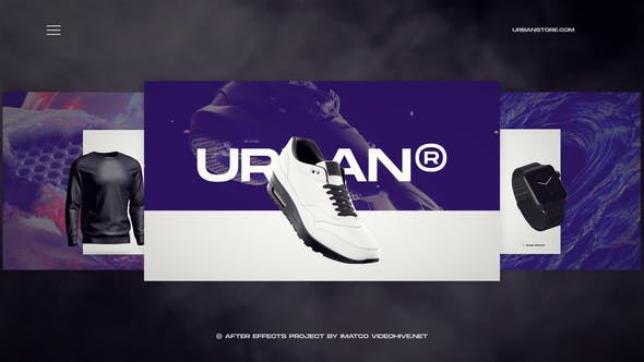 Urban - Product Display