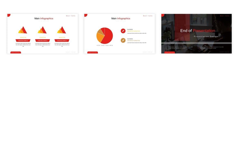 Working Tablets - Google Slide Template