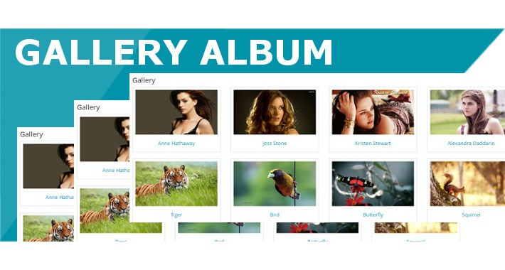 Gallery Images - image gallery for OpenCart