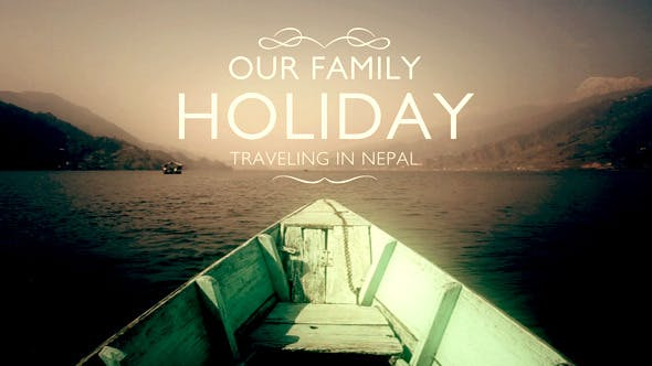 Holiday in Nepal