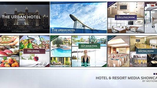 Hotel & Resort Media Showcase