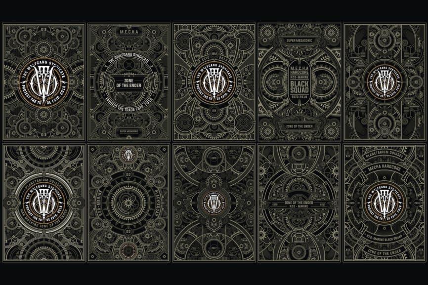 10 Steampunk Poster