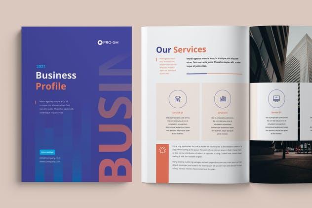 Business Profile 2021