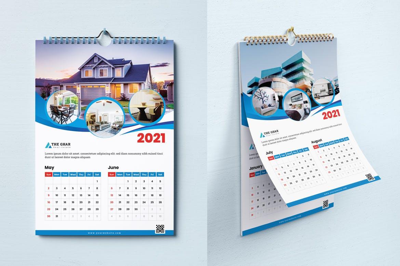 Calendar 2021 - For Real Estate Company 3